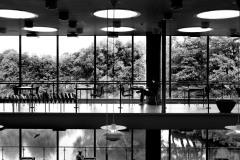 Lyngbys Stadsbibliotek. Som vaerested