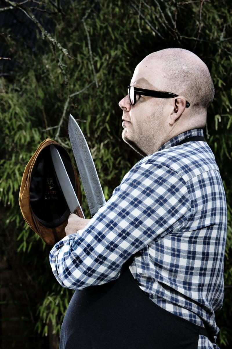 Claus Holm er kok og bosiddende i Svendborg