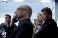 Business Angel møde i Nordea, Odense
